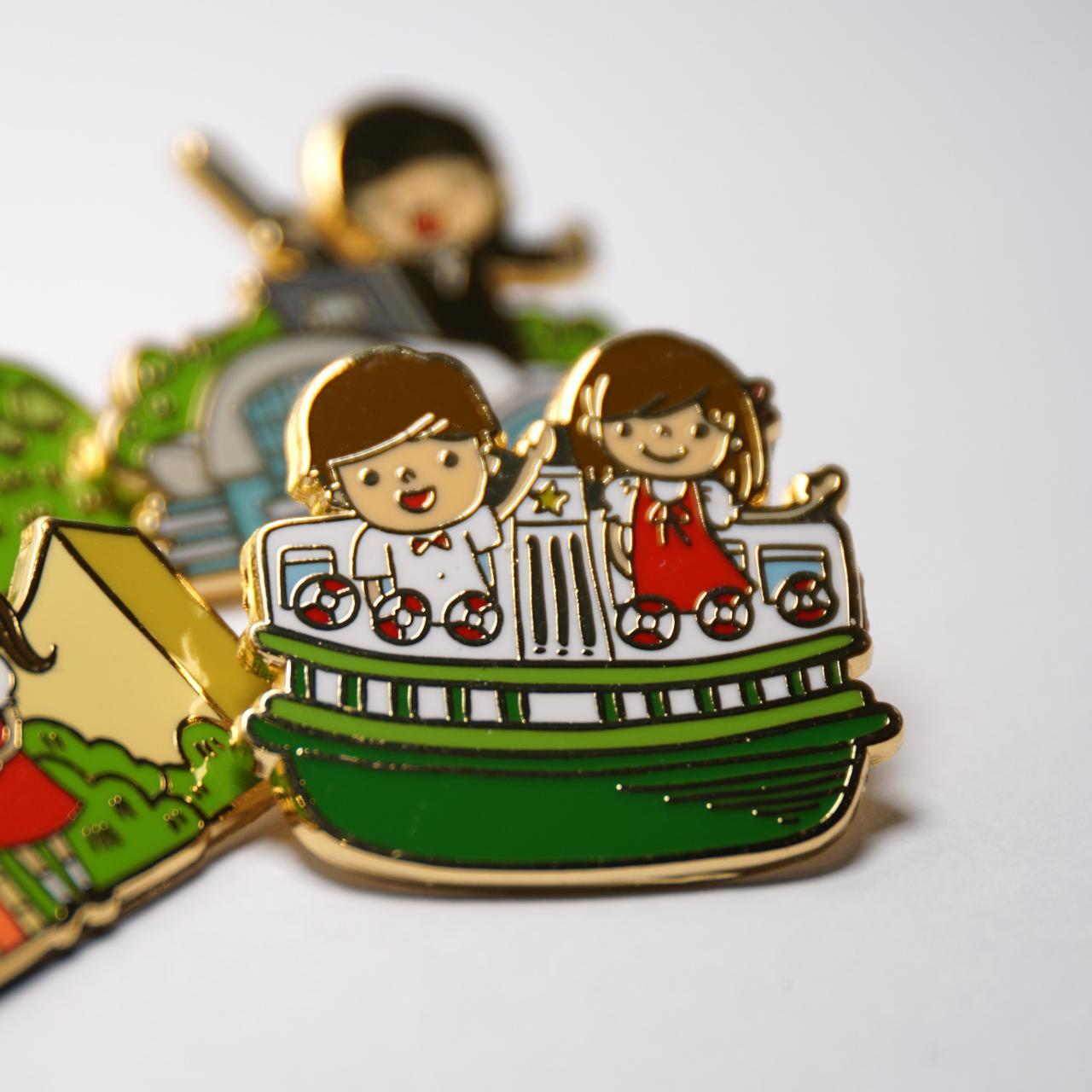 HKCC Pin – Star Ferry